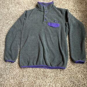 Patagonia snap pullover